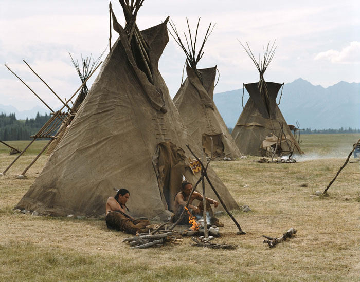 Stunning Native American Plains Indians Houses 700 x 549 · 97 kB · jpeg
