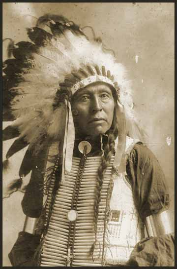 Download this Native American Clothing picture